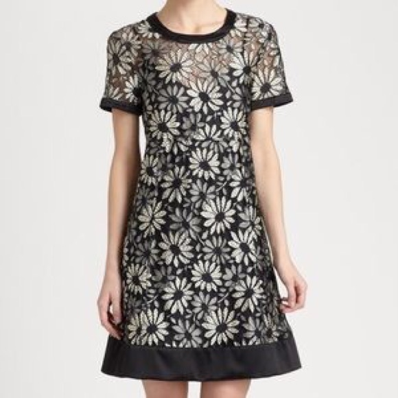 Marc by Marc Jacobs Lily Lace Dress Daisy 4